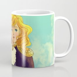 Tammy Wurtherington Freedom Fighter: Aqua Coffee Mug