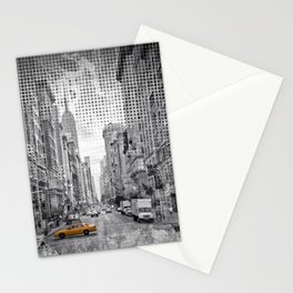 Graphic Art NEW YORK CITY 5th Avenue Stationery Cards