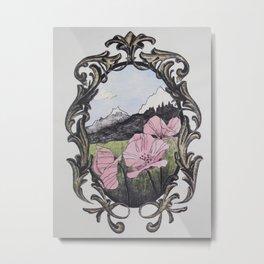 Romanticized 2 Metal Print