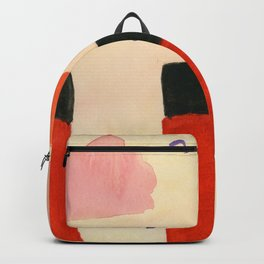 Queen Mary Watercolor Backpack