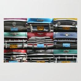 Cuba Car Grilles - Horizontal Rug