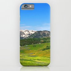 Crested Butte Slim Case iPhone 6s