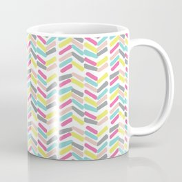 Summer Painted Bars Coffee Mug