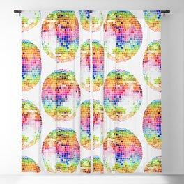 Disco Ball – Rainbow Blackout Curtain