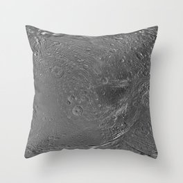 Moonscape Throw Pillow