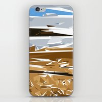 iceland iPhone & iPod Skins featuring iceland by Matthias Hennig