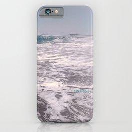 """ Coastline "" iPhone Case"