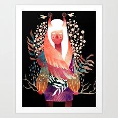 Fonder Art Print