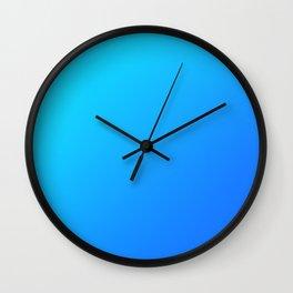 FEELS / Plain Soft Mood Color Tones Wall Clock