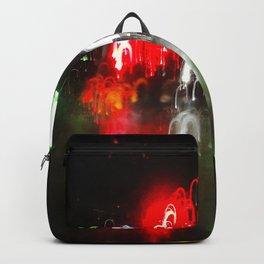 Santa Cruz Rain Backpack
