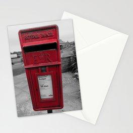 British Post Box Stationery Cards