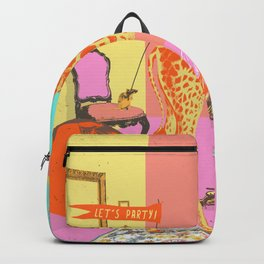 LET'S PARTY! Backpack