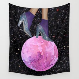 Dancing in the Moonlight Wall Tapestry