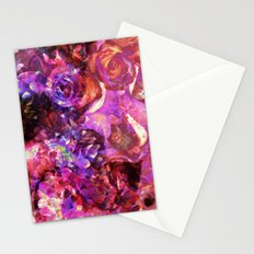 Valley of Roses Stationery Cards