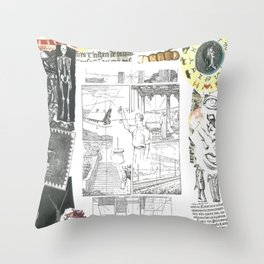 Apocagênesis Throw Pillow