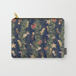 Sea Jungle Carry-All Pouch
