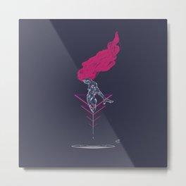 Dripping Dreams Metal Print
