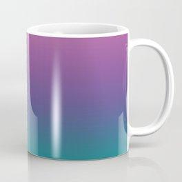 Pastel Gradient Pink Lavender Ultra Violet Arcadia Pattern | Pantone colors of the year 2018 Coffee Mug