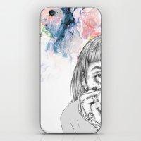 creativity iPhone & iPod Skins featuring Creativity by p-antiscians