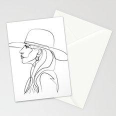 Lady Ga Stationery Cards