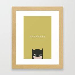 Nanana Framed Art Print