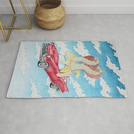Best Day of the Best Friends Rug