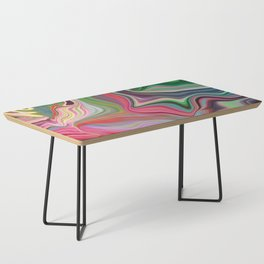 Hippy Happy Coffee Table