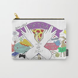 Nerdfighteria Carry-All Pouch