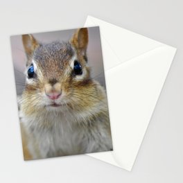 Chippy phone Stationery Cards