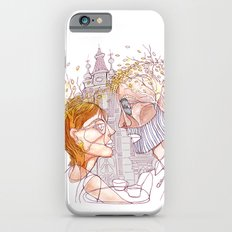 """"""" I realized early autumn """" Slim Case iPhone 6s"""