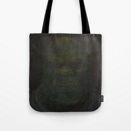 Shrek (oil on canvas) Tote Bag
