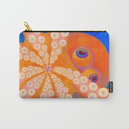 Hypnosis Octopus Carry-All Pouch