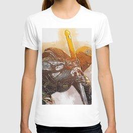 Medieval Warrior T-shirt