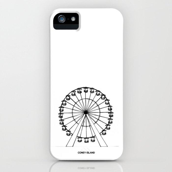 Coney Island iPhone Case