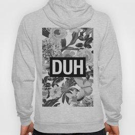 DUH B&W Hoody