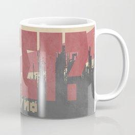 The Editors: Reset Coffee Mug