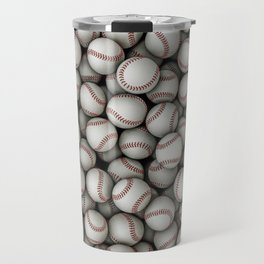 Baseballs Travel Mug