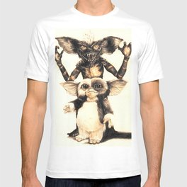 Gizmo by Aaron Bir T-shirt