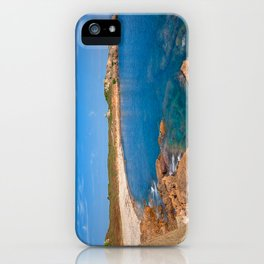Guernsey Coastal Scenery iPhone Case
