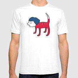 Dog-girl T-shirt