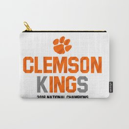 Clemsoning college football Carry-All Pouch