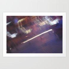 Arclight. Art Print