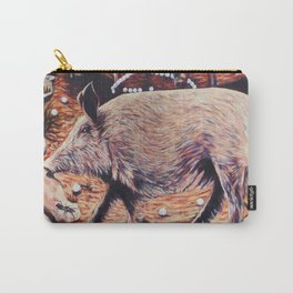 The Three Little Pigs Carry-All Pouch