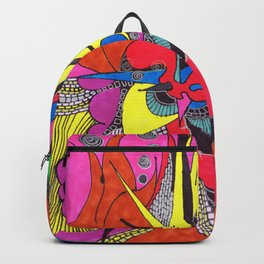 more cosmic happenstance Backpack