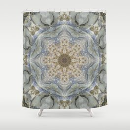 Rock Surface 1 Shower Curtain