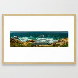Lands End - San Francisco Framed Art Print