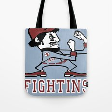 Fightins Tote Bag