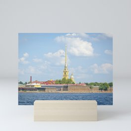 Peter and Paul Fortress Mini Art Print