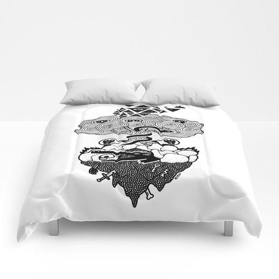 Hypnoisland Comforters