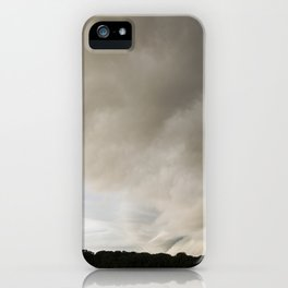 Wall Cloud 2 iPhone Case
